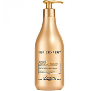 LOREAL PROFISSIONAL SHAMPOO ABSOLUT REPAIR CORTEX LIPIDIUM 500ML