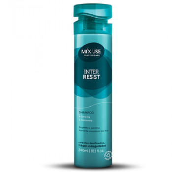 MIX-USE INTER RESIST SHAMPOO - 240ML