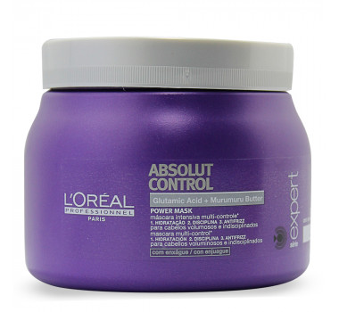 LOREAL PROFESSIONNEL MÁSCARA ABSOLUT CONTROL 500GR