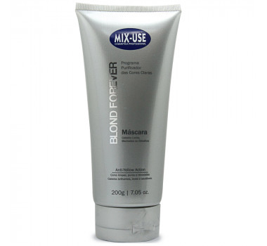 MIX-USE PROFISSIONAL BLOND FOREVER MÁSCARA 200GR