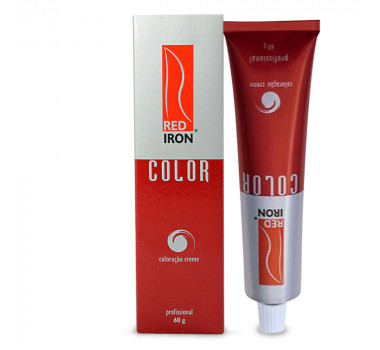 RED IRON PROFESSIONAL COLOR 60GR - 9.1-LOURO MUITO CLARO ACINZENTADO