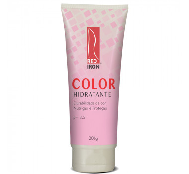 RED IRON PROFESSIONAL COLOR HIDRATANTE 200GR