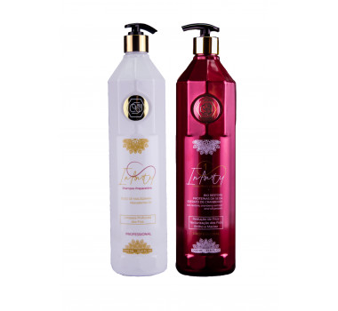 ESCOVA PROGRESSIVA SEM FORMOL UNIQUE HAIR  1000ML
