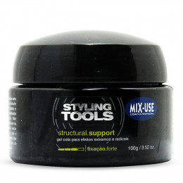 MIX-USE STYLING TOOLS STRUCTURAL.SUPPORT 100GR